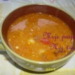 Kuchenne wariacje: Zupa p...
