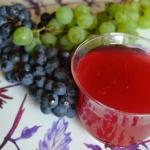 Winogronowy kisiel najlep...