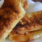 Krokiety z szynka i serem...