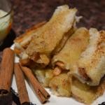 Deser z chleba tostowego