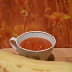 Keczup na bazie dyni