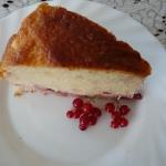 Ciasto z owocami na kefir...