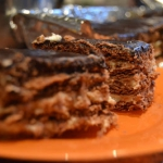 Ciasto z kakaowymi...