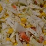 Pyszna salatka do miesa