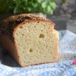 Chleb maslany