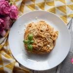Spaghetti al pesto trapan...