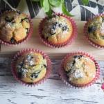 Muffiny na kefirze z jago...