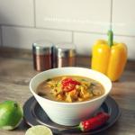 Dietetyczna, pikantna zup...
