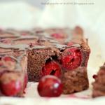 Dietetyczne ciasto czekol...