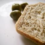Chlebek z oliwkami