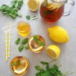 Cytrynowa ice tea (Ice te...