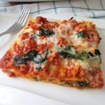 Lasagne z mięsnym ragù...