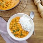 Curry z ciecierzyca i szp...