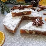 Panforte - świąteczne...