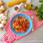 Spaghetti alla puttanesca...