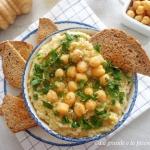 Hummus z topinamburem (Hu...