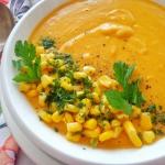 Kremowa zupa z dyni,...