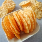 Parmezanowe chipsy...