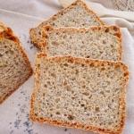 Chleb gryczano-razowy z...