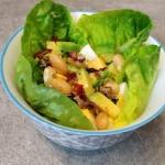 Zielona salatka z zaskaku...