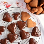 Pierniczki z czekoladą