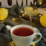 Rozgrzewajaca herbata z c...