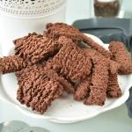 Kakaowe ciasteczka z...