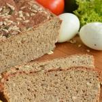 Chleb na drożdżach,...