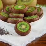 Owoc Kiwi – ciasteczka...