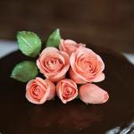 Tort czekoladowo-gruszkow...