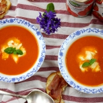 Aksamitna zupa...