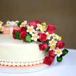 Mój tort urodzinowy...