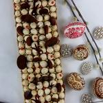 Mazurek czekoladowo-chalw...