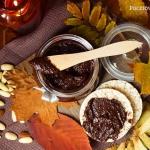 Krem czekoladowy z suszon...