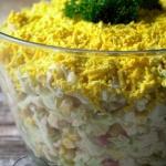 Salatka drobiowa z kapust...