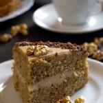 Przekladane ciasto kawowe...