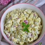 Ziemniaczana salatka z rz...