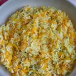Ryz z marchewka i cebulka...