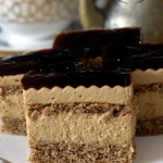 Ciasto kawowo-orzechowe...