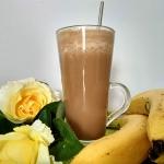 Kawa mrozona bananowa.