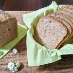 Chleb na wodzie z kiszony...