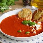 Paprykowo-pomidorowa zupa...