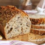 Chleb bez wyrastania