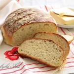 Chleb pszenny mleczny