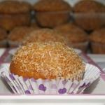 Dyniowe muffinki z kokose...