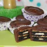 Muffinki z Oreo