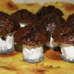 Muffinkowe grzybki