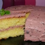 Cytrynowe ciasto z...