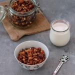 Cynamonowa granola
