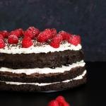 Black Velvet Cake (bez...
